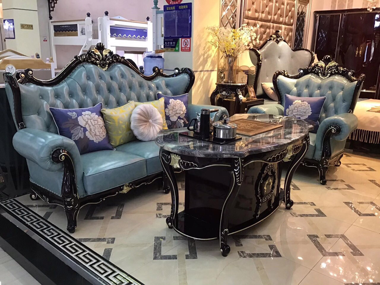 Các mẫu Sofa