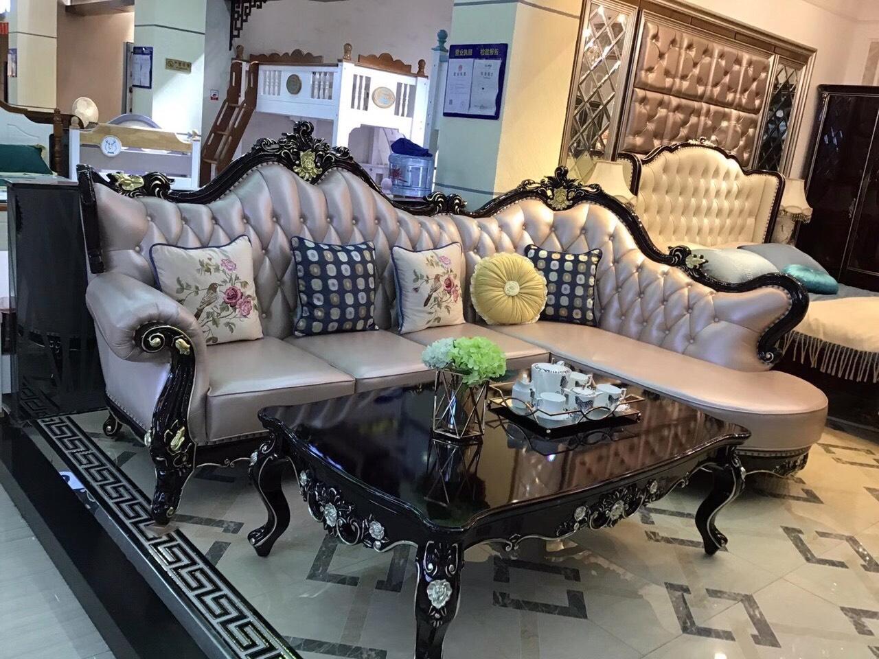 Sofa phòng khách TO-04