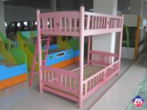 Giường tầng màu