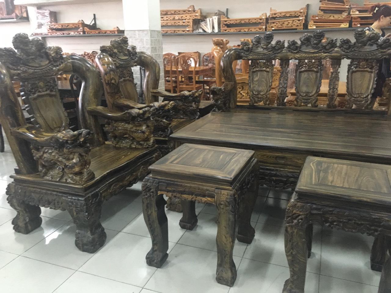 Salon gỗ- TO47