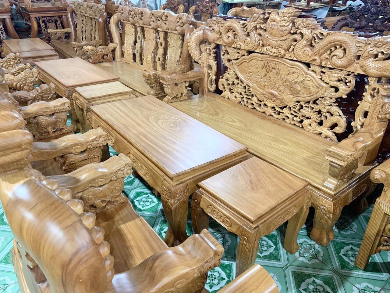 Salon gỗ- TO46