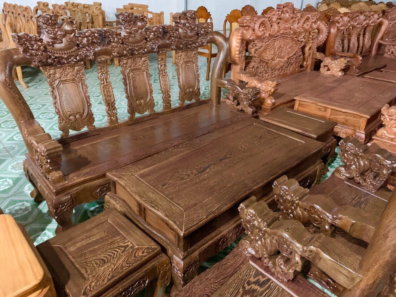 Salon gỗ- TO43