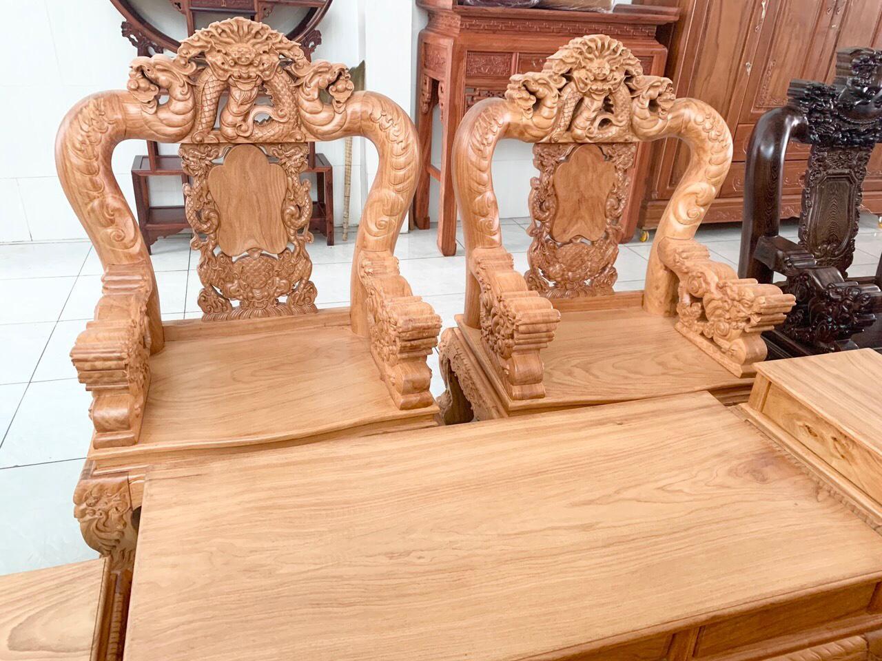Salon gỗ- TO42